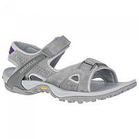 [해외]머렐 Kahuna 4 Strap Sandals 4138121197 Grey