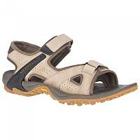 [해외]머렐 Kahuna 4 Strap Sandals 4138121202 Taupe