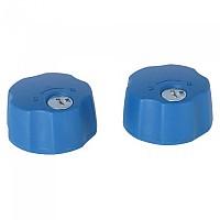 [해외]XLC Azura Xtra Easy Led Lock Nut 1137809949 Blue