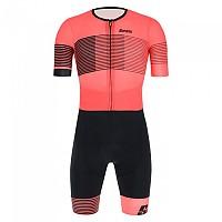 [해외]산티니 Redux Freccia Short Sleeve Trisuit 1137812443 Grenadine