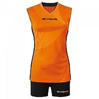 [해외]GIVOVA Elica Set 3138124024 Orange / Black