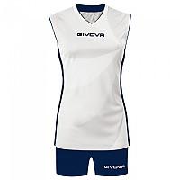 [해외]GIVOVA Elica Set 3138124025 White / Blue