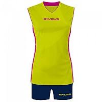 [해외]GIVOVA Elica Set 3138124027 Fluo Yellow / Fuxia