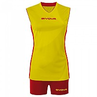 [해외]GIVOVA Elica Set 3138124029 Yellow / Red