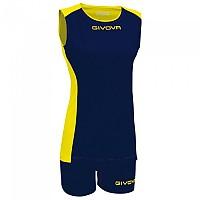 [해외]GIVOVA Piper Set 3138124034 Blue / Yellow