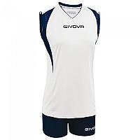 [해외]GIVOVA Spike Set 3138124040 White / Blue