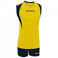 [해외]GIVOVA Spike Set 3138124043 Yellow / Blu