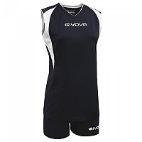 [해외]GIVOVA Spike Set 3138124044 Black / White