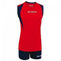 [해외]GIVOVA Spike Set 3138124046 Red / Blu