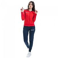 [해외]GIVOVA Lady Track Suit 3138127356 Red / Blue