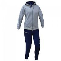 [해외]GIVOVA Donna Track Suit 3138127531 Grey / Blue