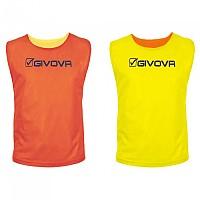 [해외]GIVOVA Double Training Vest 3138127467 Orange / Yellow