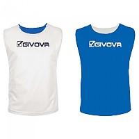 [해외]GIVOVA Double Training Vest 3138127468 White / Light Blue
