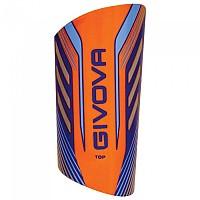 [해외]GIVOVA Top Football Shinguards Kids 3138127233 Orange / Blue
