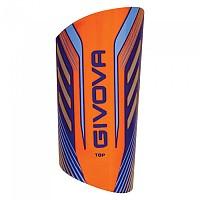[해외]GIVOVA Top Football Shinguards 3138127234 Orange / Blue