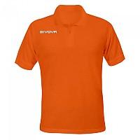 [해외]GIVOVA Summer Short Sleeve Polo 3138123741 Orange