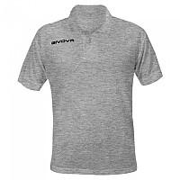[해외]GIVOVA Summer Short Sleeve Polo 3138123753 Light Grey Melange