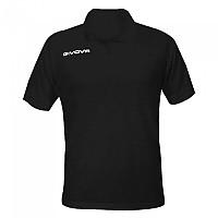 [해외]GIVOVA Summer Short Sleeve Polo 3138123755 Black