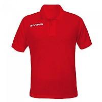 [해외]GIVOVA Summer Short Sleeve Polo 3138123757 Red