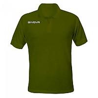 [해외]GIVOVA Summer Short Sleeve Polo 3138123763 Military Green