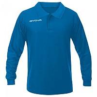 [해외]GIVOVA Winter Long Sleeve Polo 3138123765 Light Blue