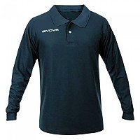[해외]GIVOVA Winter Long Sleeve Polo 3138123769 Blue