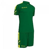 [해외]GIVOVA Play Set 3138123935 Green / Fluo Yellow