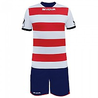 [해외]GIVOVA Rugby Set 3138123937 White / Red