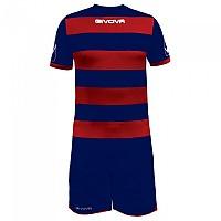 [해외]GIVOVA Rugby Set 3138123940 Blue / Red