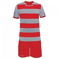 [해외]GIVOVA Rugby Set 3138123942 Light Grey / Red