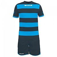 [해외]GIVOVA Rugby Set 3138123943 Dark Grey / Turquoise