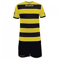 [해외]GIVOVA Rugby Set 3138123944 Black / Yellow