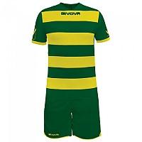 [해외]GIVOVA Rugby Set 3138123945 Dark Green / Yellow