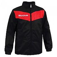 [해외]GIVOVA Rain Scudo Jacket 3138127187 Black / Red