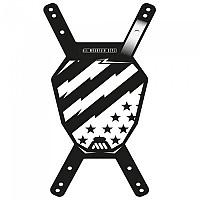 [해외]ALL MOUNTAIN STYLE Front Number Plate 1138129173 Patriot Black