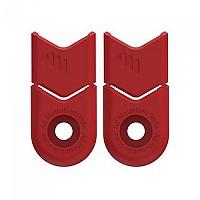[해외]ALL MOUNTAIN STYLE Crank Protectors 1138129167 Red