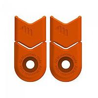 [해외]ALL MOUNTAIN STYLE Crank Protectors 1138129169 Orange
