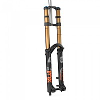 [해외]FOX 40 Kashima Factory Series Grip 2 Boost 20 x 110 mm 48 Offset MTB Fork 1138134338 Black