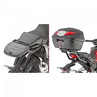 [해외]GIVI Monolock Top Case Rear Rack Honda CB 125 R/CB 300 R 9137999961 Black