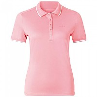 [해외]오들로 Tour Short Sleeve Polo Shirt 4136414028 Fleur De Lotus