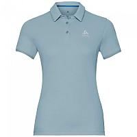 [해외]오들로 Kumano Short Sleeve Polo Shirt 4136739695 Iced Aqua