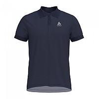 [해외]오들로 New Trim Short Sleeve Polo Shirt 4137026384 Diving Navy