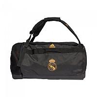 [해외]아디다스 Real Madrid 21/22 Bag 3138102688 Black / Lucky Orange