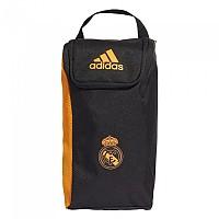 [해외]아디다스 Real Madrid 21/22 Shoe Bag 3138102690 Black / Lucky Orange