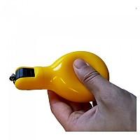 [해외]POWERSHOT Hand Squeeze Whistle 3137842540 Yellow