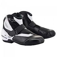 [해외]알파인스타 SMX-1 R V2 Vented Motorcycle Boots 9137823290 Black / White