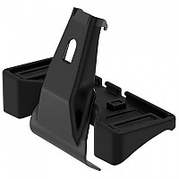 [해외]툴레 Kit Clamp 5220 Lexus ES-Series 4 Doors 19+ 1138068867 Black