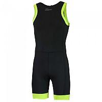 [해외]ROGELLI Taupo Sleeveless Trisuit 1138105479 Black / Fluor