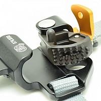[해외]콩 Futura Foot Work Blocker Right 4137413662 Aluminium / Titanium