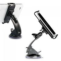 [해외]MUVIT Vacuum Cup Universal Mobile Car Support 7 Inches 9137555686 Black